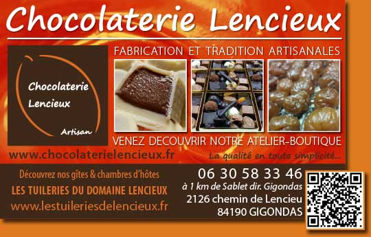 Sablet chocolaterie